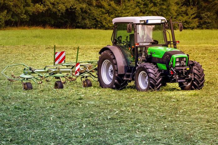 Zastosowanie nawigacji gps w rolnictwie