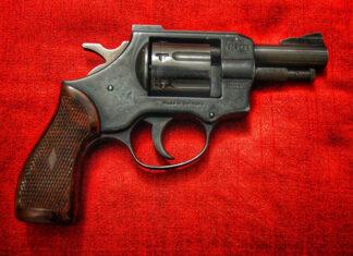 Pierwsze zakupy w sklepie z bronią